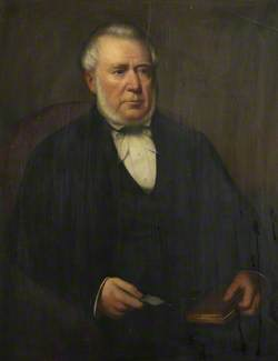 Dr William Harris Murch (1784–1859), Principal of Stepney Academy (1827–1843)