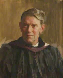 Dr W. E. Blomfield (1862–1934), Alumnus of Regent's Park College and Principal of Rawdon Baptist College