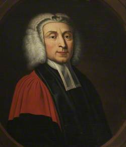 The Reverend George Fothergill, Principal (1751–1760)
