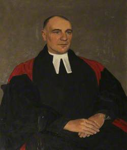 The Reverend John Norman Davidson Kelly (1909–1997), Principal (1951–1979)