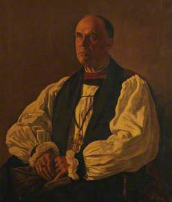The Right Reverend Herbert Henry Williams, Principal (1913–1920), Bishop of Carlisle (1920–1946)