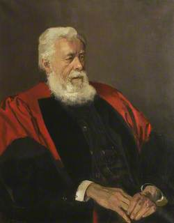 The Reverend Edward Moore, Principal (1864–1913)