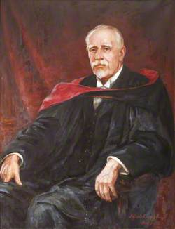 Edward Armstrong, Member of the Council (1898–1926), Chairman (1916–1920)