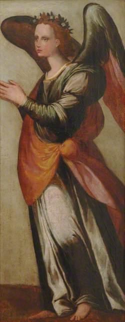 Florentine Angel (panel 2 of 2)