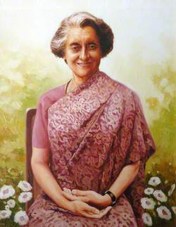 Indira Gandhi (1917–1984)