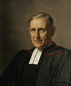 Reverend Canon Arthur Couratin, Former Principal of St Stephen's House
