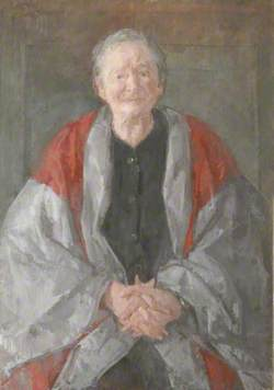 Dame Joan Evans