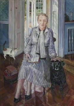 Mabel Rachel Trickett (1923–1999), Principal (1973–1991)
