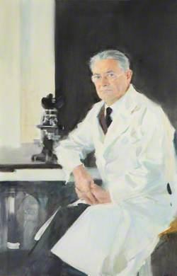 Howard Walter Florey, Professor of Pathology (1935–1962)