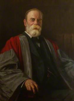 Joseph Wright, MA, Hon. FLitt., Professor of Comparative Philology (1901–1924), Honorary Secretary to the Curators (1908–1926)