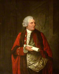 Sir Robert Taylor (1714–1788), Architect of the Bank of England, Founder of the Taylor Institution