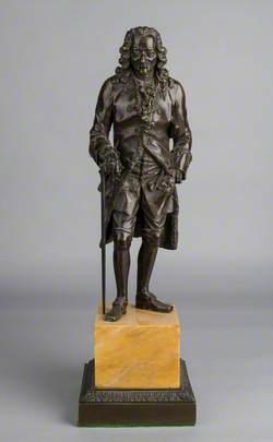 Statuette of Voltaire (1694–1778)