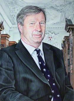 Professor Paul Anthony Madden (b.1948), FRS, FRSE, Provost (since 2008)