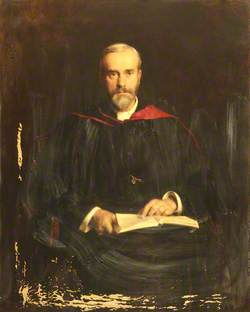 Thomas Hodge Grose (1845–1906), Fellow (1870)