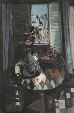 Still Life in a Window