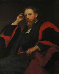 Henry George Woods (1842–1915), President of Trinity College