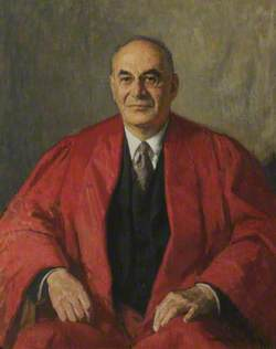 Arthur Lehman Goodhart (1891–1978), Master (1951–1963)