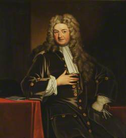 Dr John Radcliffe (1650–1714), Scholar and Benefactor, Son of George Radcliffe
