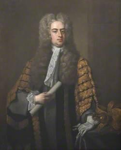 Arthur Onslow (1691–1768), Fellow Commoner (1708)