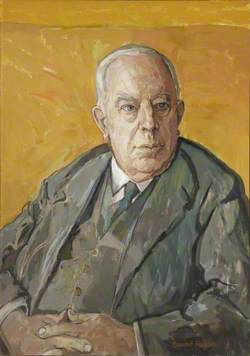 Sir Cecil Maurice Bowra (1898–1971), Fellow (1922), Warden (1938–1970)