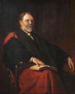 Robert Henry Codrington (1830–1921), DD, Scholar (1849), Fellow (1855) and Honorary Fellow (1901)