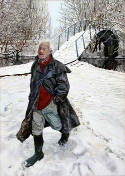 Jon Stallworthy (Snow Drover)