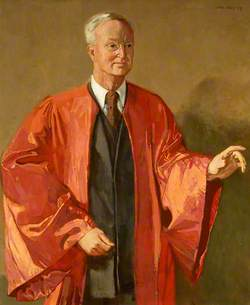 Oliver Shewell Franks (1905–1992), Baron Franks, Provost of Worcester College (1962–1976)