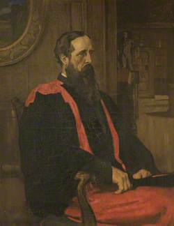 William Inge (1829–1903), Provost of Worcester College (1881–1903)