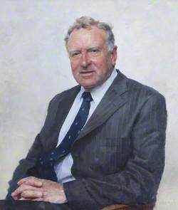 David R. Holmes, MA, Hon. DCL, Registrar of the University of Oxford (1998–2006)