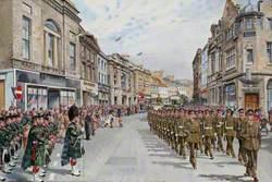 Military Parade, Arbroath