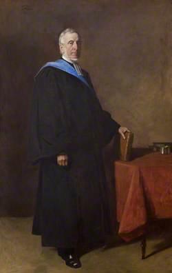 Reverend Alexander Gardiner, MA