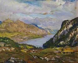 Loch Maree Ross-shire
