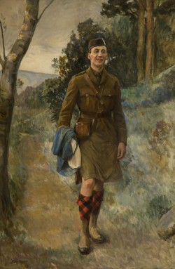 Joseph Frain Webster, Second Lieutenant, the Black Watch, Killed in Action, 30 October 1914, Aged 22 years