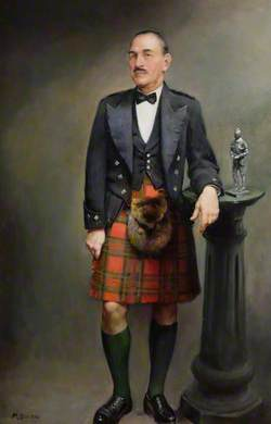 George Graham Guthrie Hunter of New York and Restenneth