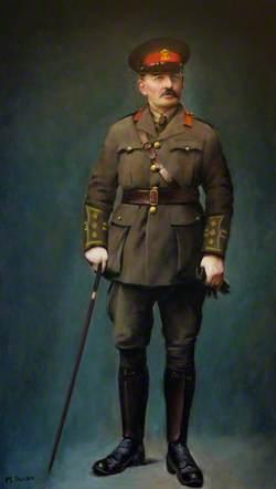Captain William George Hunter (1847–1936), 11th Laird of Burnside