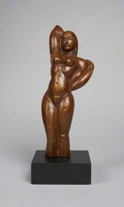Woman Posing*