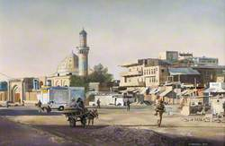 In Old Basrah, Iraq 2003