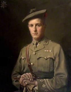 Captain Talbert Stevenson, MC and Bar 4th/5th Battalion The Black Watch