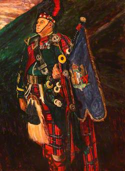 Pipe Major Anderson