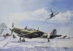 Winter on Dispersal, January 1942