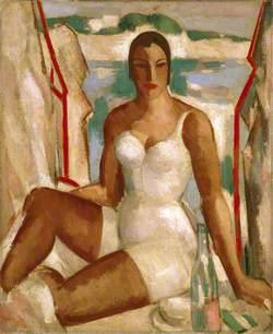 Megevian (Margaret Morris, 1891–1980)