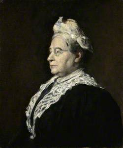 The Artist's Mother, Elizabeth Kennaway, née Keiller