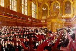 House of Lords, 1961–1962, Portrait of Peers