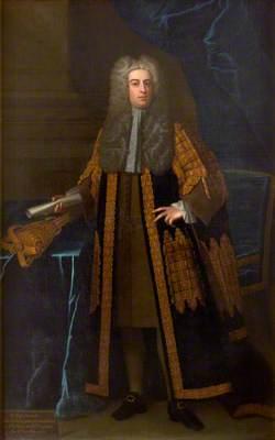 Arthur Onslow (1691–1768), Speaker