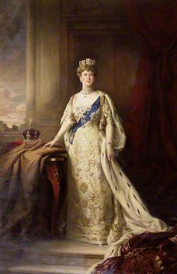 Mary of Teck (1867–1953), Queen Consort of King George V