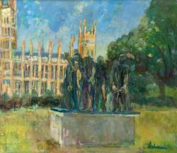 Parliament with the Burghers of Calais