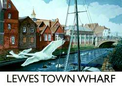 Lewes Town Wharf