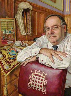 Lord Falconer of Thoroton, Lord Chancellor