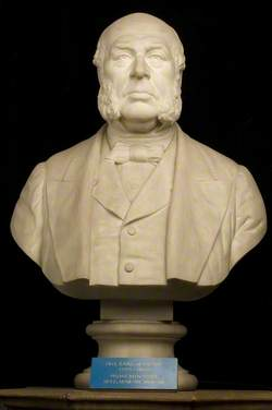 Edward G. G. Smith Stanley, 14th Earl of Derby (1799–1869), Prime Minister (1852, 1858–1859 & 1866–1868)