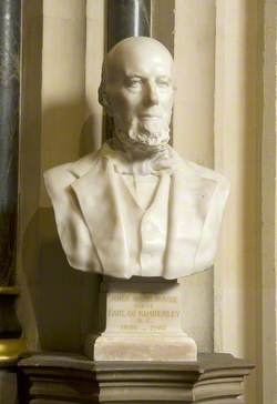 John Wodehouse (1826–1902), 1st Earl of Kimberley, Liberal Party Leader (1897)